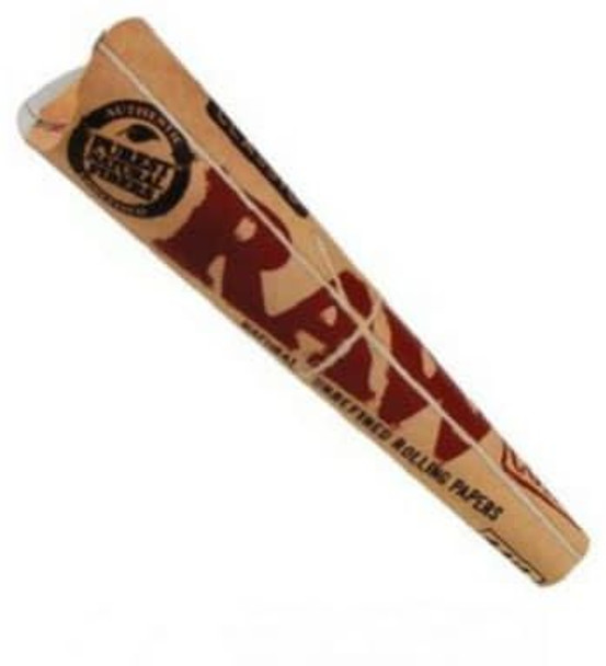 Raw Kingsize Pre Rolled Cones 3 Pack