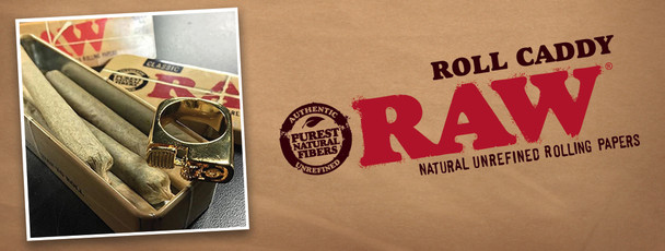 RAW Rolling Paper Caddy Small