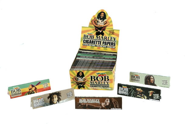 Bob Marley King Size Papers 10 Pack