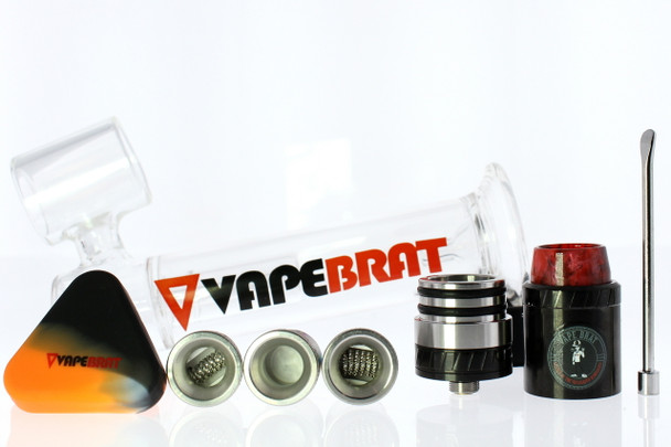 VapeBrat: Lil Riggy Water Filtered Vape Kit
