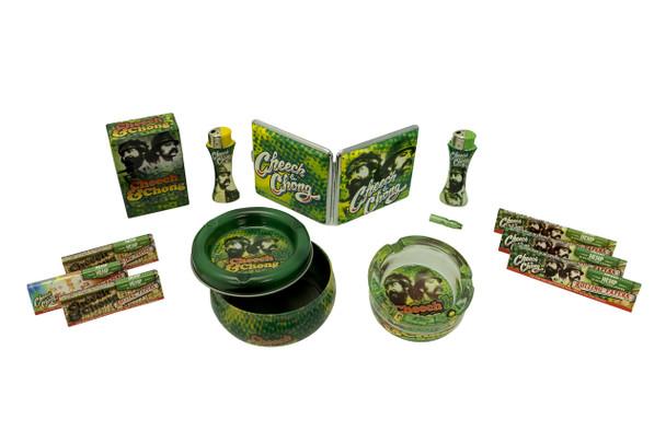 Cheech & Chong Limited Edition Collectors Kit: pro