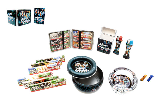 Cheech & Chong Limited Edition Collectors Kit: master connoisseur