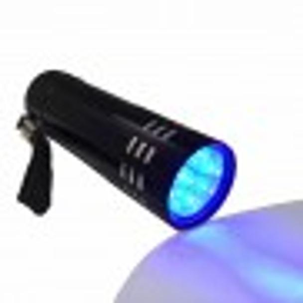 51 Ultraviolet LED Bulbs in a Handheld Rugged Design