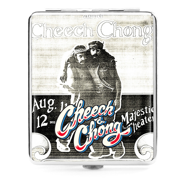 Cheech and Chong Deluxe Cigarette case 100mm 2 inch Party