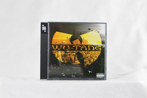 WU-TANG CD 100G Scale