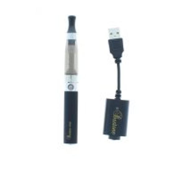 Refillable Reusable Vape Pen Black: Bastone Mini CE5 650 MAH Battery