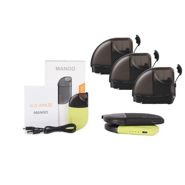 ALD Amaze Mango Starter Kit + 3 Prefilled Pods