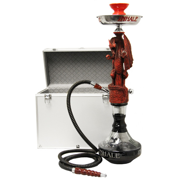 INHALE Dragon Warrior Hookah