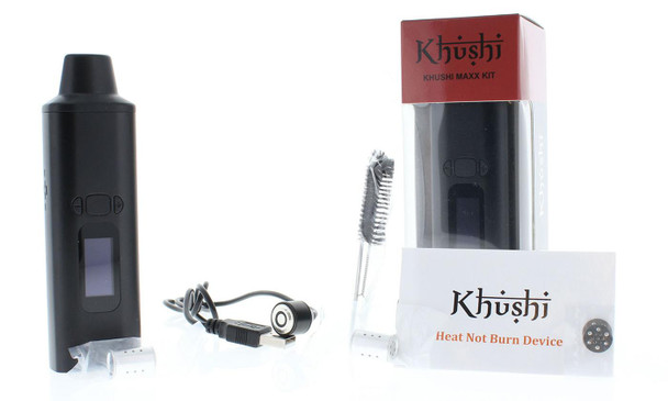 Khushi Maxx Kit Black