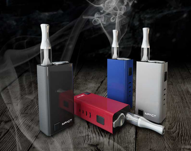 Impact Concealed Vape Device (w/ Eject Button)