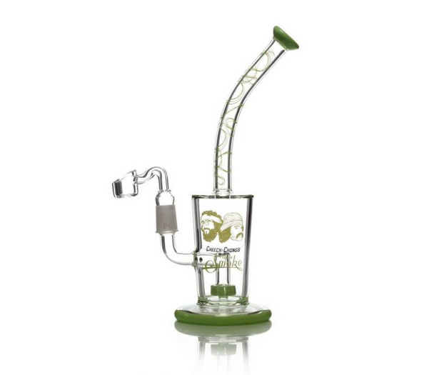 Cheech & Chong 40TH Anniversary Maui Waui Rig- Green
