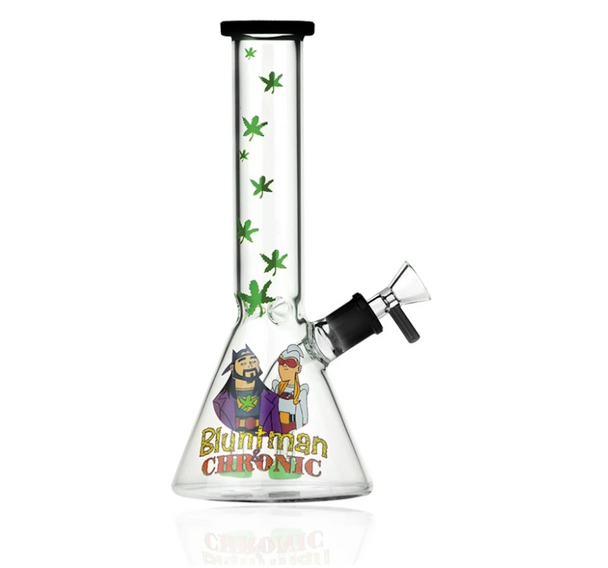 Bluntman & Chronic Water Pipe - Black