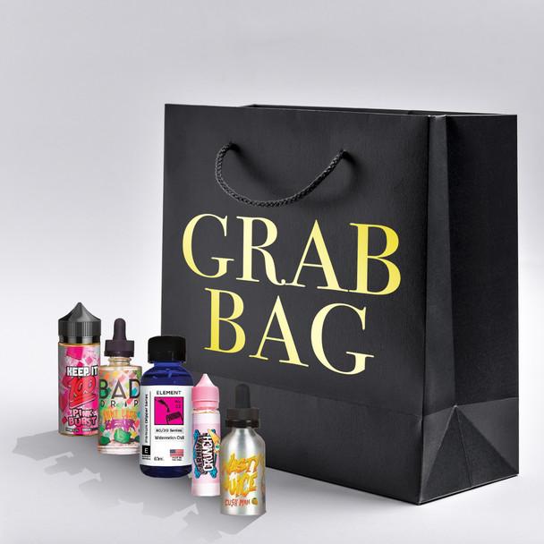 Premium E-juice Grab Bag 10ML