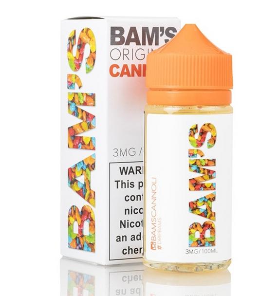 Bam Bam's Original Cannoli 100ML