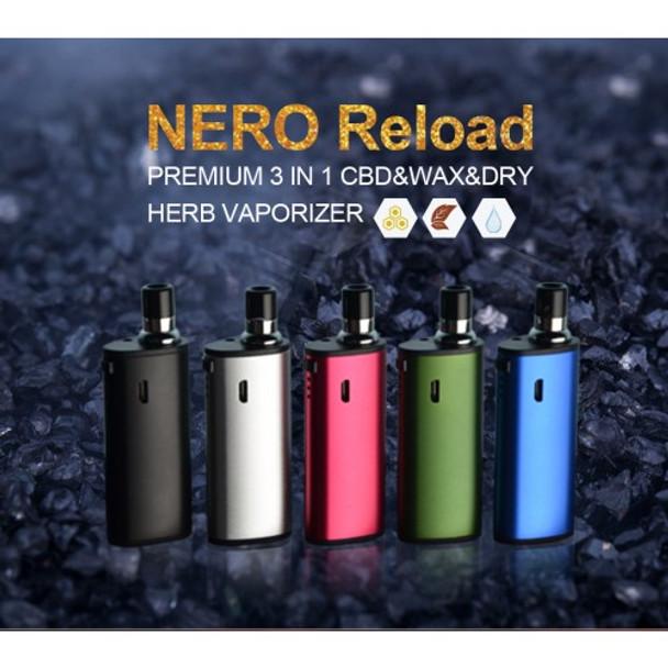 Nero Reload 3in1 - Full kit