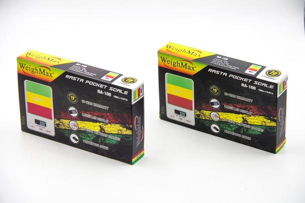 RASTA DIGIWEIGH MAX 100G/0.01G POCKET SCALE