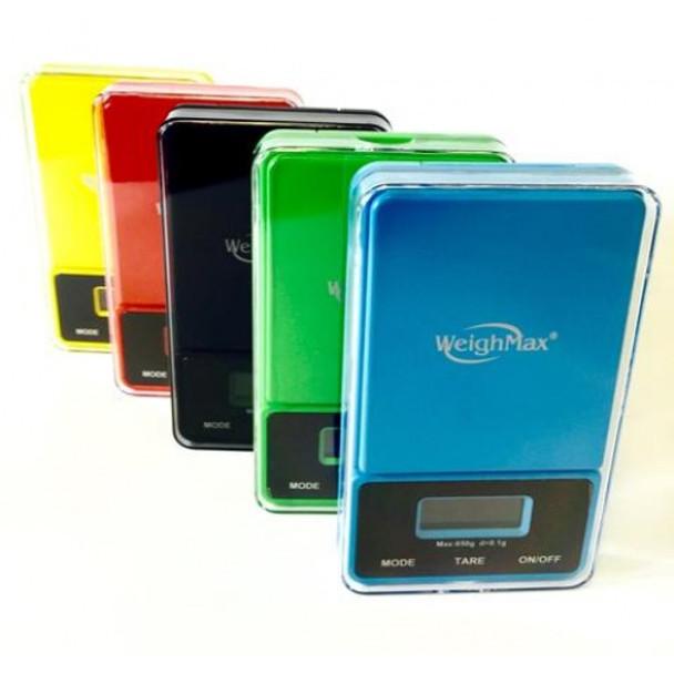 WeighMax NJ-100 Ninja Pocket Scale (100g x 0.1g)