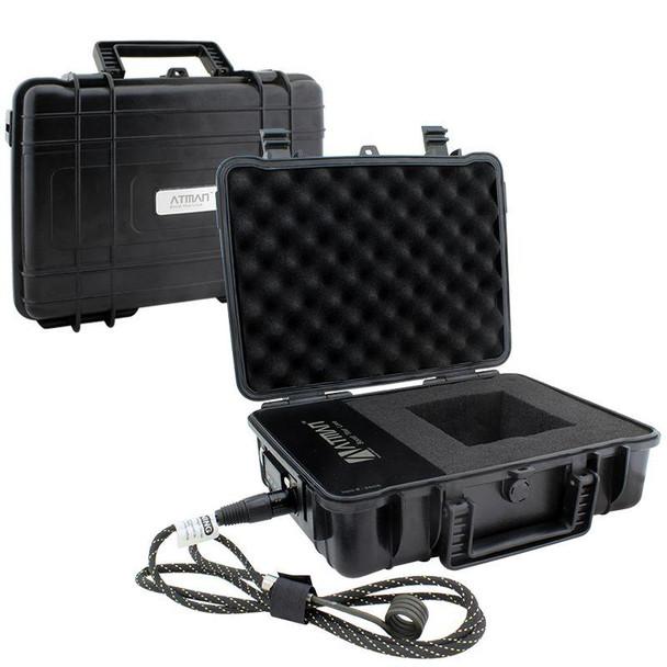 Atman Electric E-nail Dab Temperature Control Box 2in1