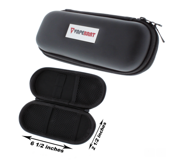 Protective Travel Leather Zipper Case Size-XLRG