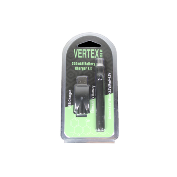 VERTEX BATTERY W/USB CHARGER 3 TEMP SETTING