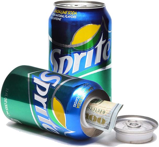 Sprite Soda Diversion Safe Stash Can Hide Model