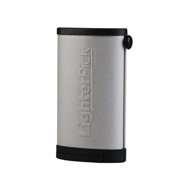 LighterPick All-In-One Waterproof Smoking Tool - GREY
