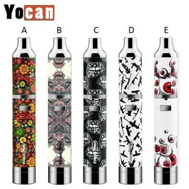 Groupon Yocan Evolve Plus Limited Edition Submission: Discounted Accessory Options