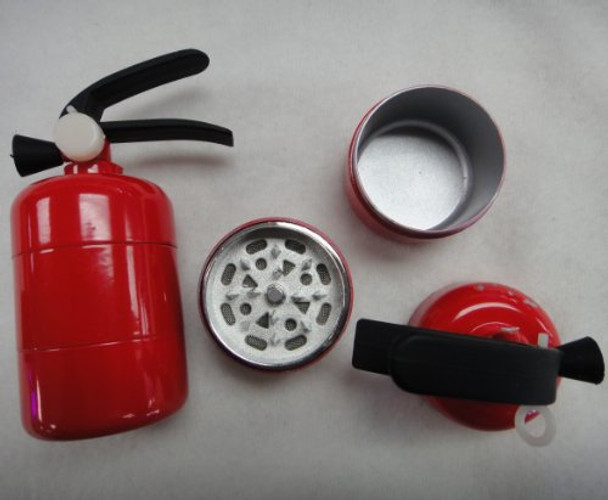 3-PCS. Grinder Zinc Alloy Fire Extinguisher