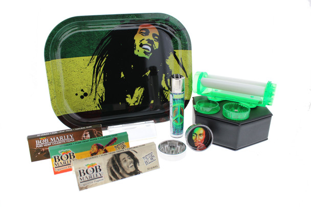 Bob Marley Jammin Roller On The Go Kit