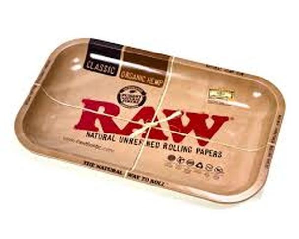 Raw Rolling Tray Medium 14 By 11 Inches
