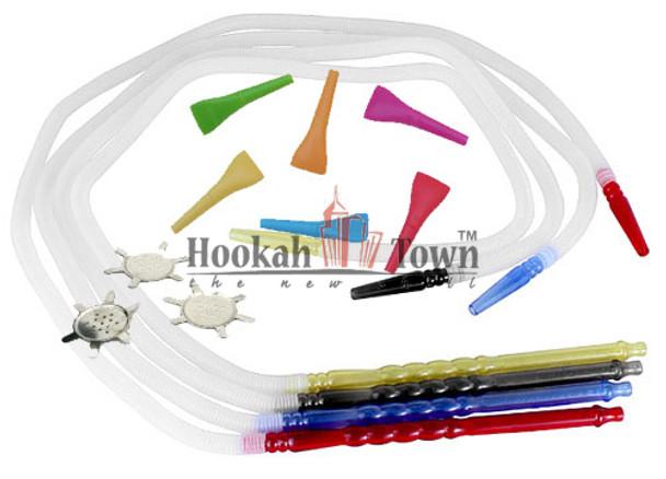 Healthy Hookah Accessory Set