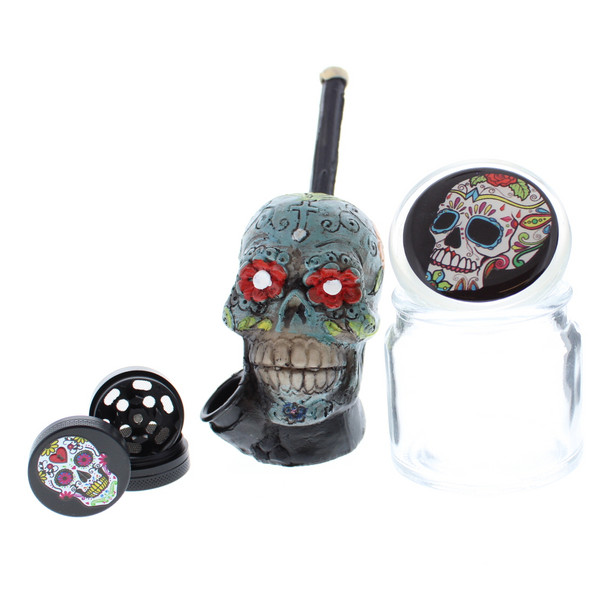 Sugar Skull - Day of the Dead Kit