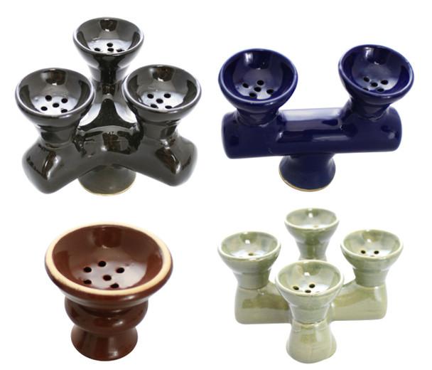 Hookah Clay Bowl Set