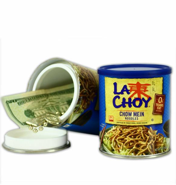 La Choy Chow Mein Noodles Stash Can