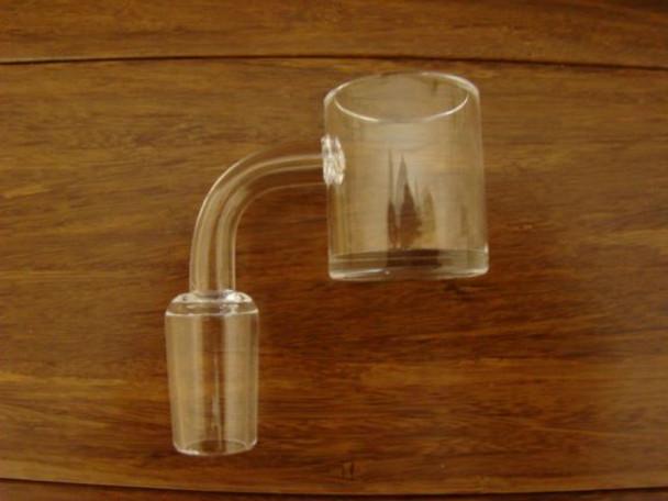 18mm XL Quartz MALE Bucket Banger