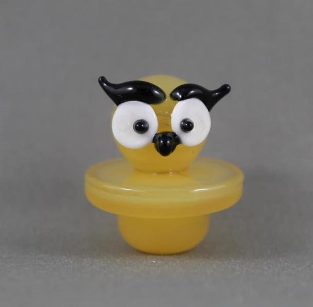 Glass Owl Carb Cap