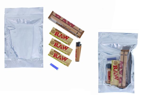 Raw Rolling Kit 1 1/4 Organic