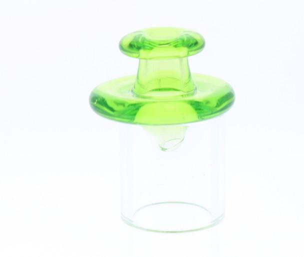 Monkey Boy Art - Green Airflow Carb Cap