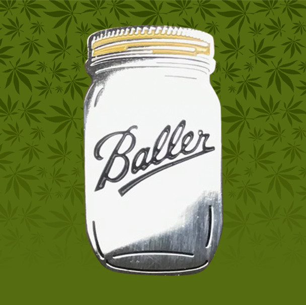 Ballers HAT Pin