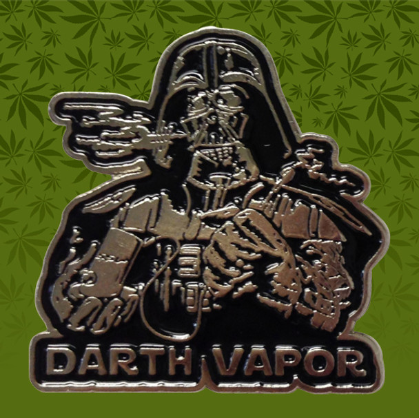Darth Vapor Hat Pin