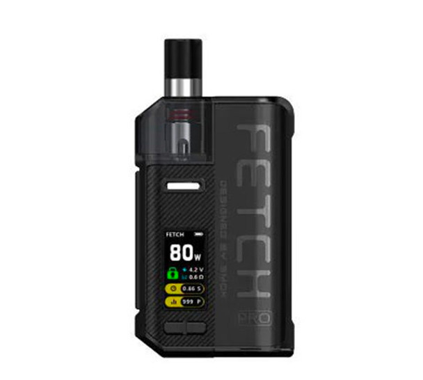 SMOKTech FETCH PRO 80W POD MOD KIT - Black