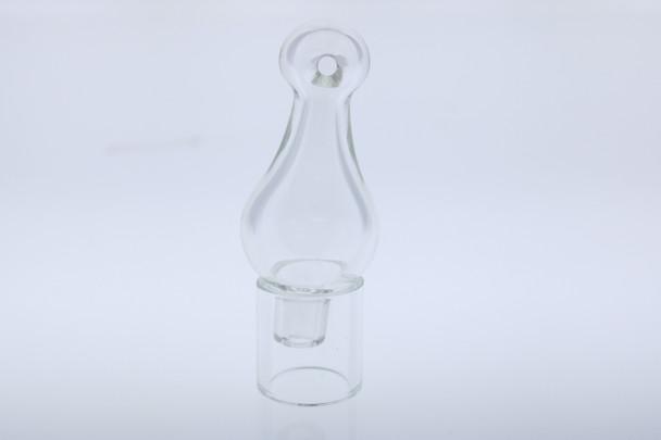 Airflow Bubble Carb Cap Clear