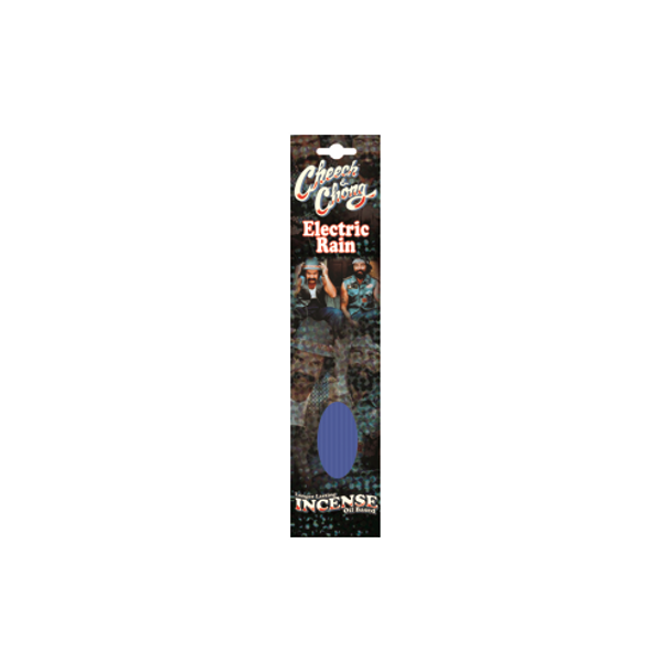 Cheech and Chong Oil Based Long Lasting Incense: Electric Rain