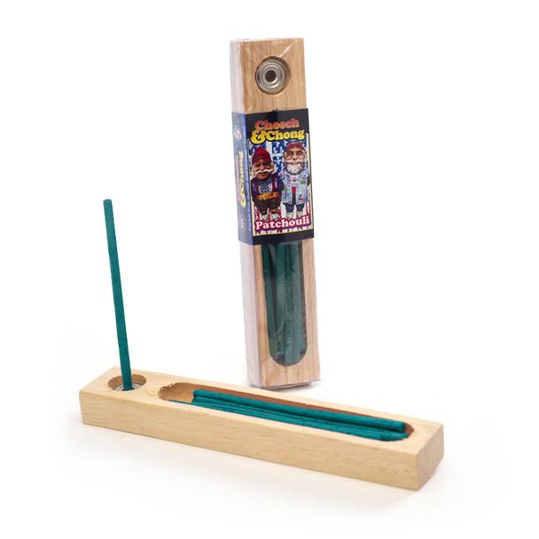 Cheech and Chong Handy Incense Kit 10ct - Patchouli
