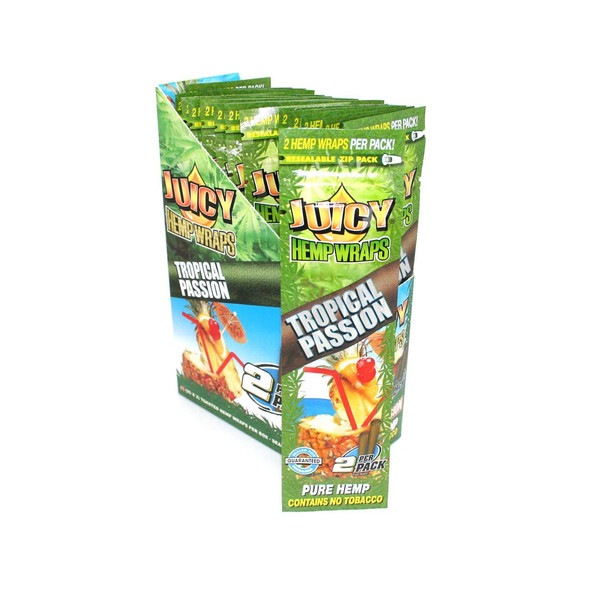 Juicy Jay Wraps - Tropical Passion
