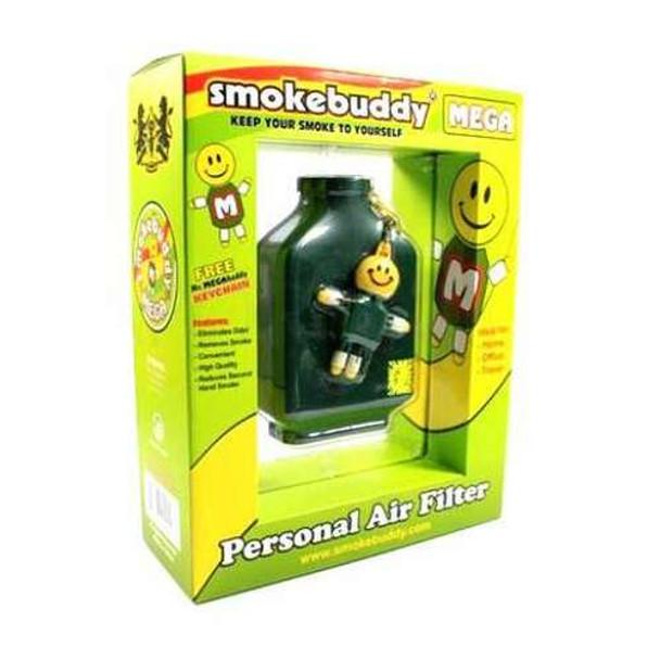SmokeBuddy MEGA – Green