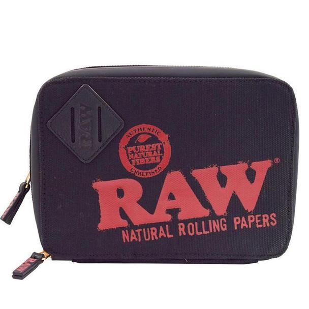 RAW Trappkit Black Stash Bag