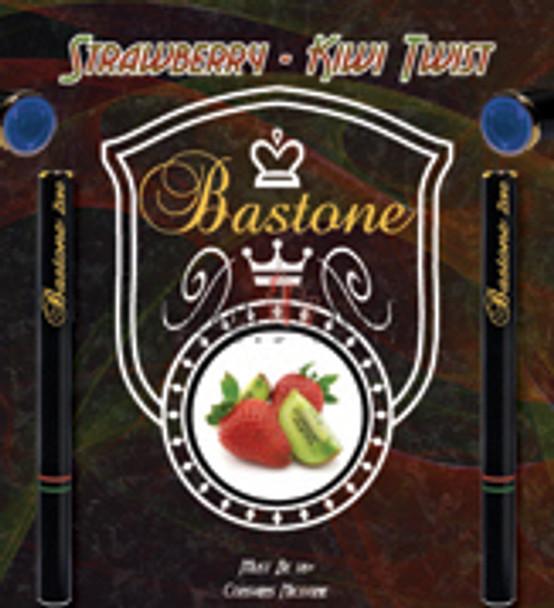 Bastone E Vapor Liquid: Strawberry Kiwi Twist Nicotine-Free