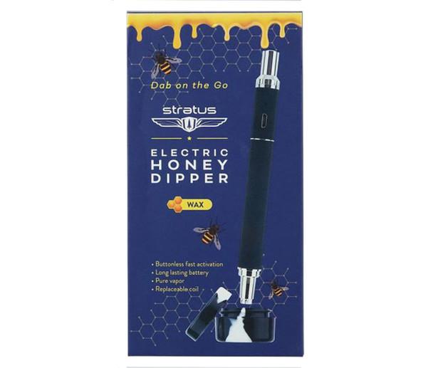 Electric Honey Dipper by Stratus E Nectar Collector