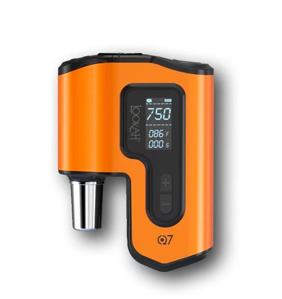 Lookah Q7 Portable Enail Vaporizer Orange